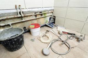 С чего начать ремонт в ванной комнате