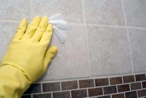 Затирка швов в ванной своими руками