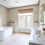 Обзор материалов отделки стен в ванной