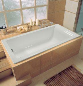 Подиум для ванны своими руками