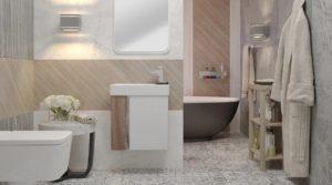 Тренды ремонта ванных комнат в 2020 году