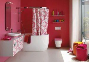 Какой лучше краской покрасить стены в ванной